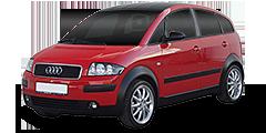 A2 (8Z/Facelift) 2000 - 2005