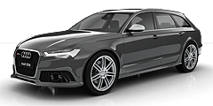RS6 Avant (4G/Facelift) 2014 - 2019