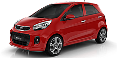 Picanto (TA/Facelift) 2015 - 2017
