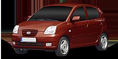 Picanto (BA) 2004 - 2007