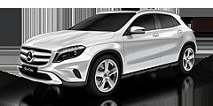 GLA (X156) 2013 - 2017