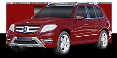 GLK (204X/Facelift) 2012 - 2015
