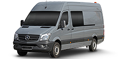 Sprinter (Typ 906 BB) (W906/Facelift) 2013