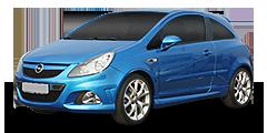 Corsa OPC (S-D) 2007 - 2014