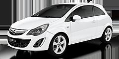 Corsa (S-D/Facelift) 2011 - 2014