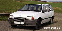 Kadett Caravan (Kadett-E) 1984 - 1991