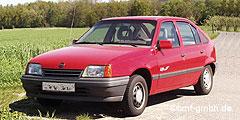 Kadett (Kadett-E) 1984 - 1991