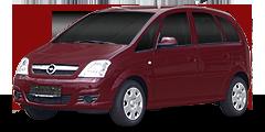 Meriva (X01MONOCAB/Facelift) 2005