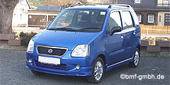 Wagon R (MM/Facelift) 2003 - 2006