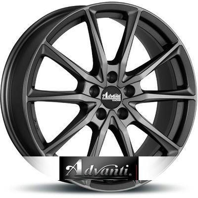 Advanti Racing Centurio Dark 8.5x19 ET30 5x112 66