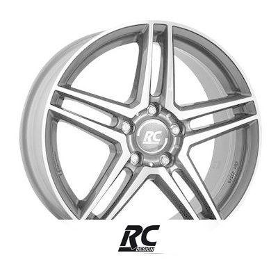RC-Design RC D17 8.5x19 ET38 5x112 66.6