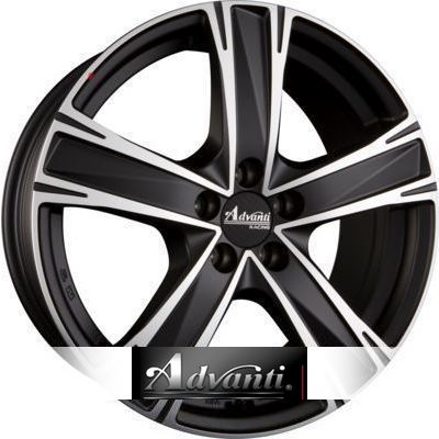 Advanti Racing Raccoon 9x20 ET35 5x120 74.1