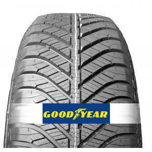 Goodyear Vector 4Seasons 195/70 R15C 104/102S 8PR, 3PMSF