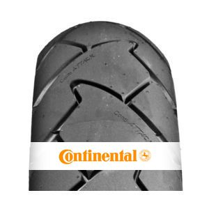 Continental ContiTrailAttack 2 90/90-21 54H Front, Traction Skin