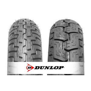 Dunlop 491 Elite II 130/90 B16 67H RWL, Front, RWl victory Judge (2012)