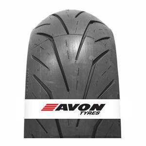 Avon Storm 3D X-M AV65 120/70 ZR17 58W Front