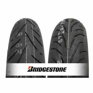 Bridgestone Battlax Sport Touring T31 160/60 ZR17 69W Rear
