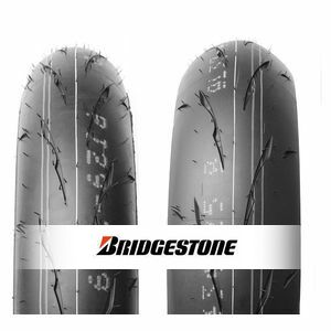 Bridgestone Battlax Racing R11 180/55 R17 73V Medium, Rear