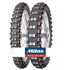 Mitas Terra Force MX MH 90/90-21 51M TT, Front, RED